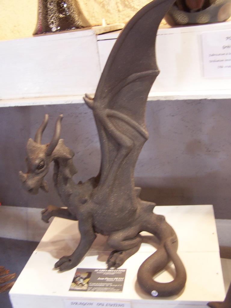 Dragon J.P Petit Céramiste