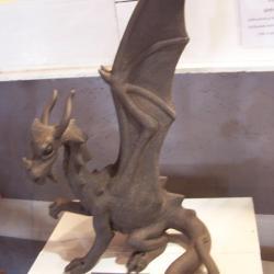 Dragon Ceramique J.P Petit