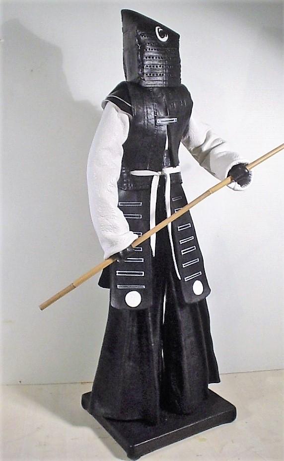 Samouraï Blanc et Noir